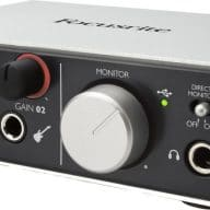 FOCUSRITE ITRACK SOLO interface audio