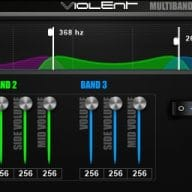 violent MULTIBAND STEREO IMAGE MODIFIER LITE 1.0