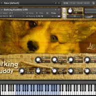 Barking Buddy  plugin pour kontakt