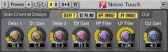 Stereo Touch plugin vst gratuit