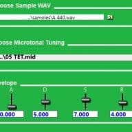 Simple Microtonal plugin vst gratuit