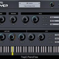 TRAP E.PIANO . plugin vsti gratuit